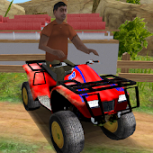 atv quad bike racing game