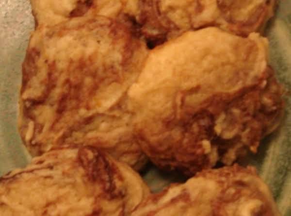 Chocolate Orange Marbled Cookies