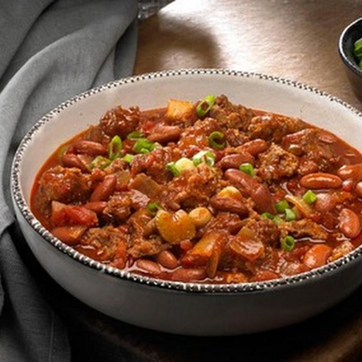 Chiliville Chili Recipe