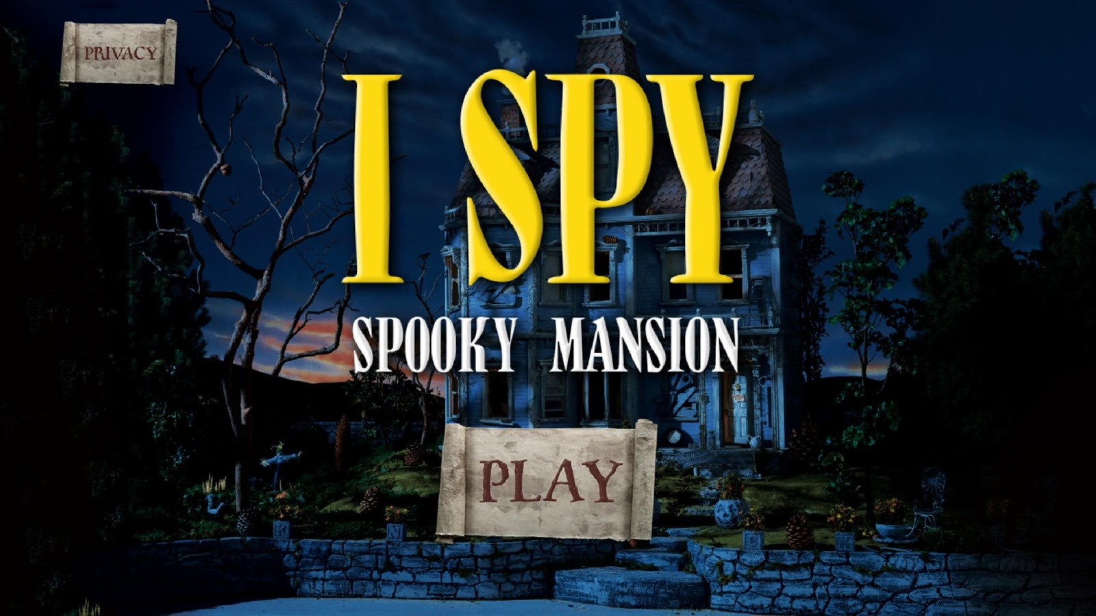 I SPY Spooky Mansion- screenshot