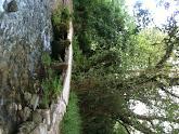 Photo: Roman bridge just for pilgrims