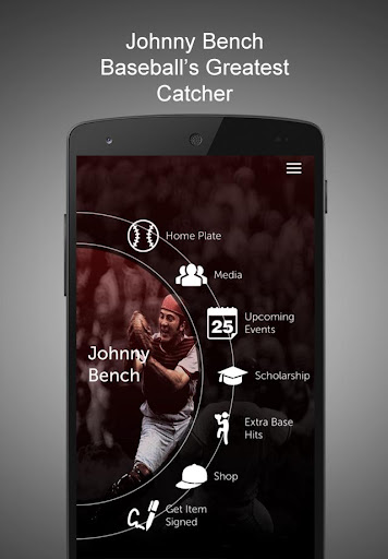 Johnny Bench Official App