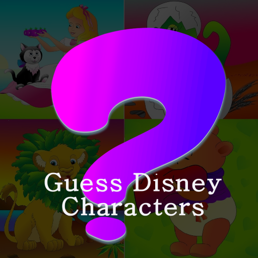 Guess Disney Characters