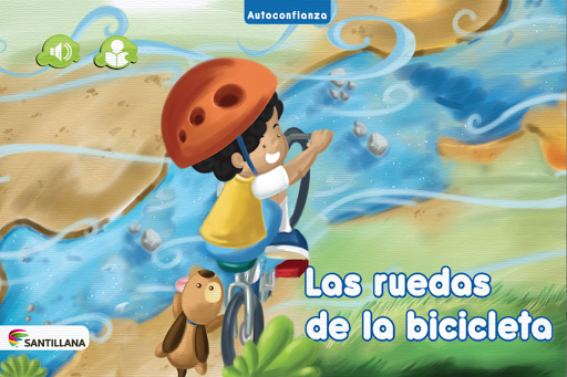 Las ruedas de la bicicleta