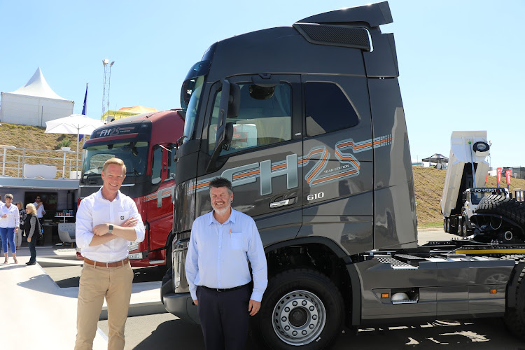 Trucks running on gas planned for SA