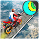 Moto Bike Stunt Racing: Impossible Track Game (game)