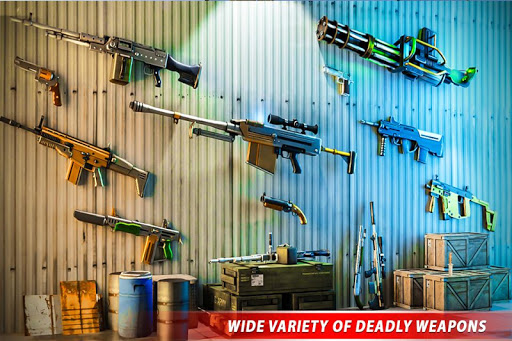Counter Terrorist Robot Game: Robot Shooting Games 1.5 screenshots 8
