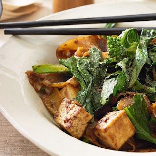 Tofu Pad See-ew.