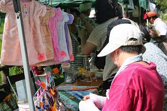 Photo: けいちゃん改め「恵ちゃん」の手芸作品と雑貨