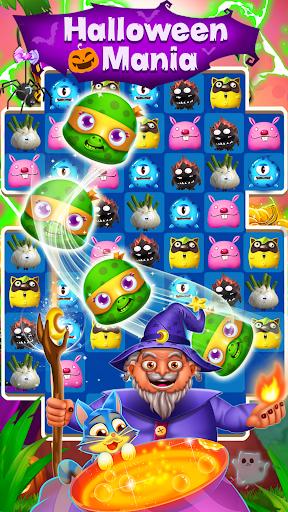 halloween mania - match 3 screenshot 2