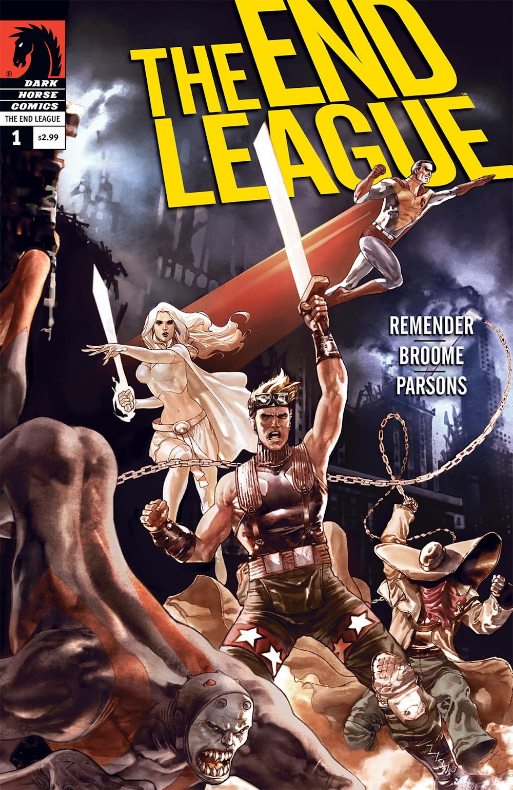 The End League (2007) - complete