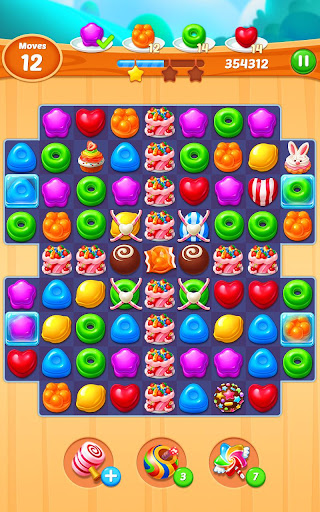 Candy Legend 1.6.3181 gameplay | by HackJr.Pw 15