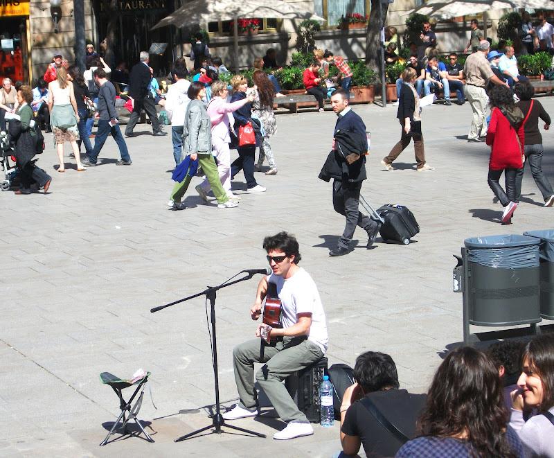 Music in Barcelona di Feder
