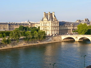 Photo: View from the Orsay