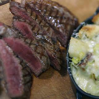 James Martin's The Perfect Chef's Rump Steak.
