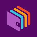 Кошелёк: дисконтные и банковские карты icon