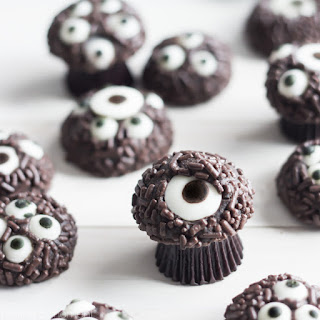 Hairy Spider Cookies Recipe