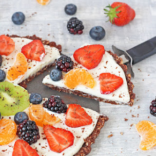 Chocolate Fruit Pizza Recipes