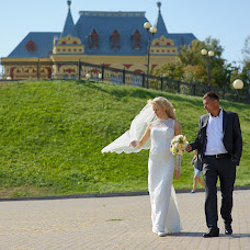 Wedding photographer Aleksey Kazachkov (fotilaru). Photo of 08.10.2017