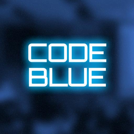 CODE BLUE 2016 商業 App LOGO-硬是要APP