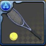 跡部のテニスラケット