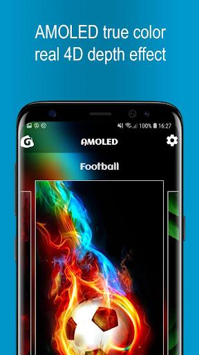 GRUBL - 3D & 4D Live Wallpaper 1.1.7 screenshots 6