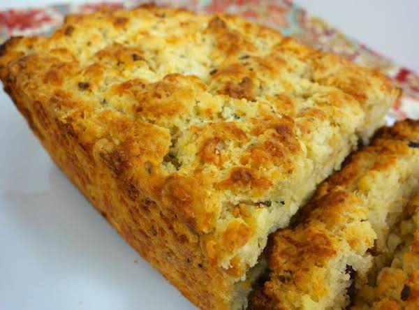 Cracked Out Beer Bread