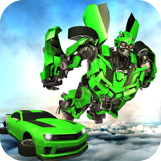 Future Flying Car Transformation Robot Wars file APK for Gaming PC/PS3/PS4 Smart TV