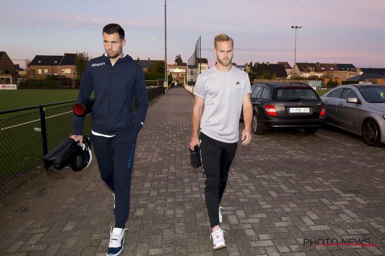 """KV Mechelen-spits Engvall: """"Er valt Verrips niets te verwijten"""""""
