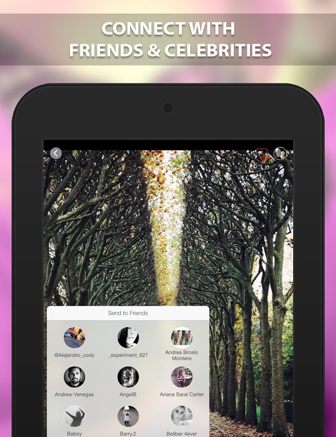 MyFvs:Your Social Fan Magazine- screenshot