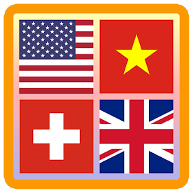 Flags Quiz - Capitals Quiz