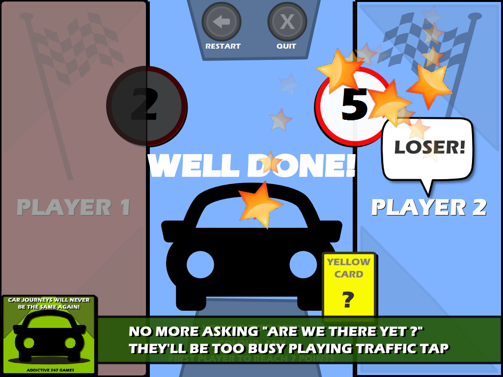 Traffic Tap- screenshot