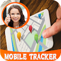 mobile number tracker prank icon