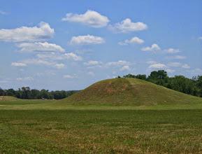 Photo: Caddo Mounds