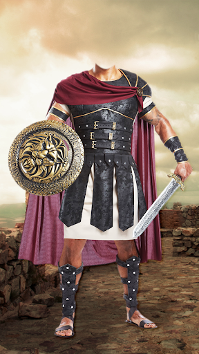 Gladiator Photo Editor
