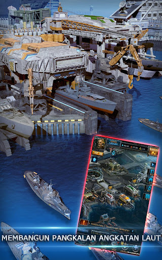Battle Warship:Naval Empire 1.3.4.7 screenshots 15