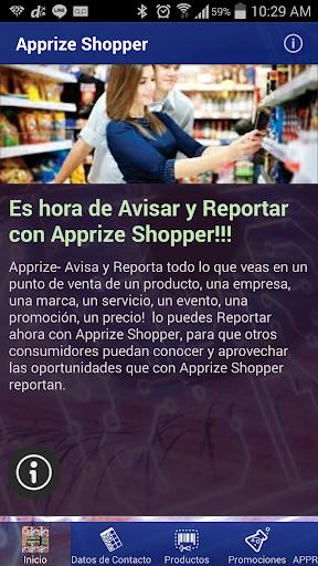 Apprize Shopper