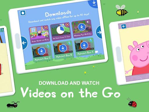 World of Peppa Pig u2013 Kids Learning Games & Videos apkdebit screenshots 11