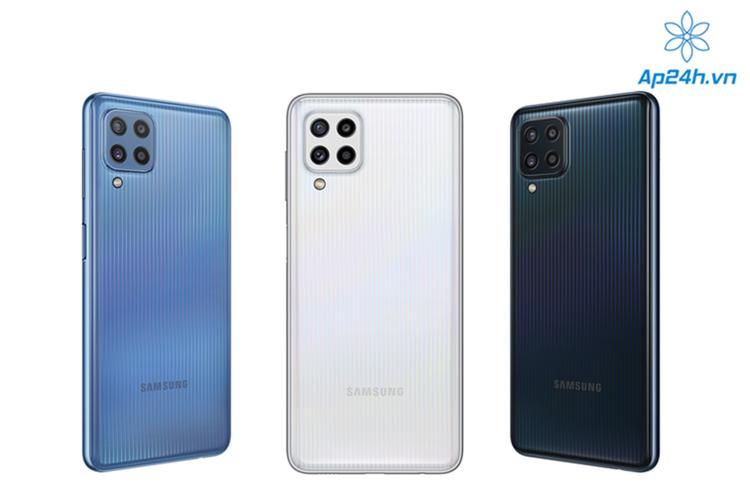 Galaxy M32 với 3 màu cơ bản