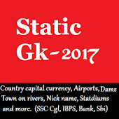 SSC Static GK for IBPS and SSC 2018