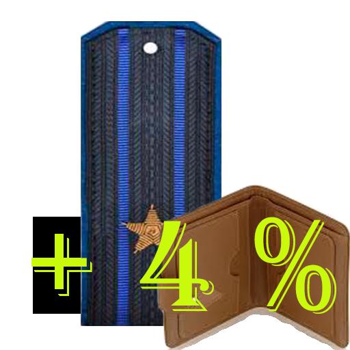 Расчет денежного довольствия ВС РФ 2018 FULL