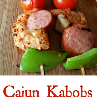 Cajun Kabobs