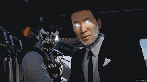 スパイダーマンPS4