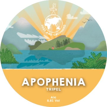 Logo of Lost And Grounded Apophenia