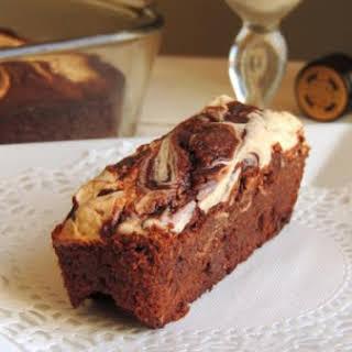 Irish Cream Cheesecake Brownies.