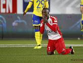 Le joueur de Mouscron Fabrice Olinga a retrouvé du temps de jeu... en équipe nationale