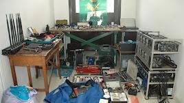 Herramientas, joyas  y otros objetos localizados por la Guardia Civil en los domicilios de los detenidos.