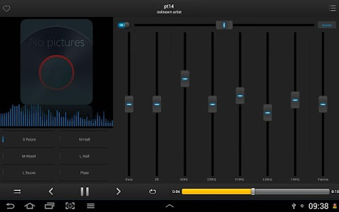 Equalizer Music Player Pro v2.6.8