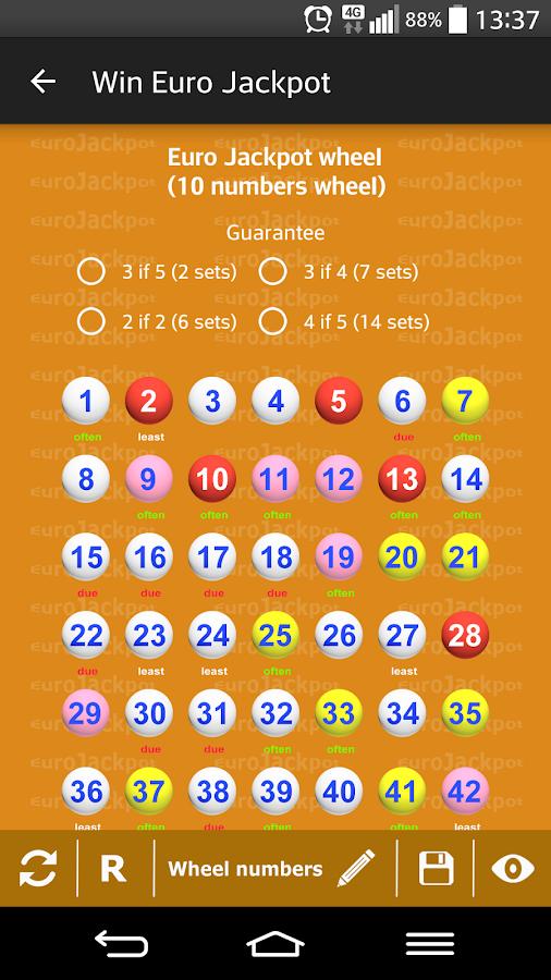 Bin Ich Schon Reich Die Lotto App Fur Android