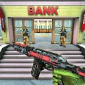 Bank Robbery Grand Crime Gangster Game 2019 icon